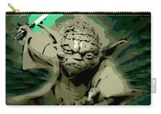 Angry Yoda Carry-all Pouch