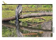 Anhinga And Reflection Carry-all Pouch
