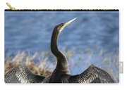 Anhinga - Drying Out Carry-all Pouch