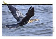 Anhinga In Flight Carry-all Pouch