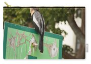 Anhinga On Marker 5 Carry-all Pouch
