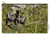Anhinga Preening Carry-all Pouch