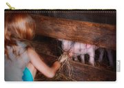 Animal - Pig - Feeding Piglets  Carry-all Pouch