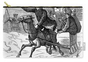 Animal Cruelty, 1877 Carry-all Pouch