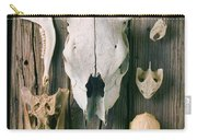 Animal Skulls Carry-all Pouch