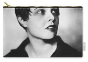 Anita Loos (1893-1981) Carry-all Pouch