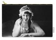 Anita Stewart (1895-1961) Carry-all Pouch