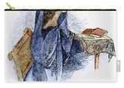 Ann Bronte (1820-1849) Carry-all Pouch