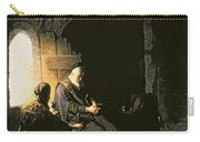 Anna And The Blind Tobit Carry-all Pouch