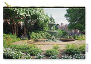 Annapolis Fountain Garden Carry-all Pouch