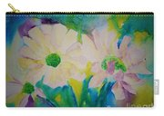 Anne's Flowers Carry-all Pouch