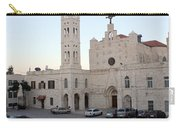 Annunciation Latin Church In Beit Jala Carry-all Pouch