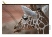 Another Giraffe Carry-all Pouch