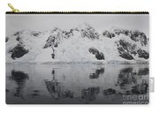 Antarctic Mountains Reflected Carry-all Pouch