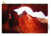 Antelope Canyon Skylight Carry-all Pouch