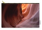 Antelope Canyon Written In Stone Carry-all Pouch