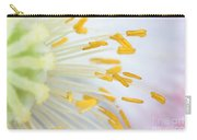 Anthers Of Poppy Flower Carry-all Pouch