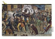 Anti-catholic Mob, 1844 Carry-all Pouch