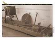 Antiquated Plantation Tools - 1 Carry-all Pouch