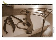 Antiquated Plantation Tools - 2 Carry-all Pouch