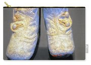 Antique Baby Shoes Carry-all Pouch