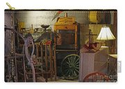 Antique Basement Carry-all Pouch