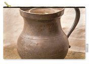 Antique Jug Carry-all Pouch