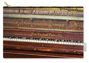 Antique Piano Carry-all Pouch