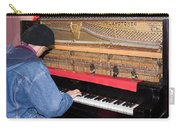 Antique Playtone Piano Carry-all Pouch