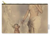 Aphrodite And Eros Carry-all Pouch