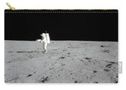 Apollo 14 Astronaut Makes A Pan Carry-all Pouch