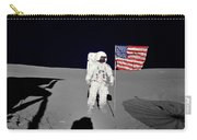 Apollo 14 Astronaut Stands Carry-all Pouch
