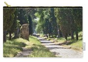Appian Way In Rome Carry-all Pouch