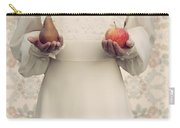 Apple And Pear Carry-all Pouch by Joana Kruse