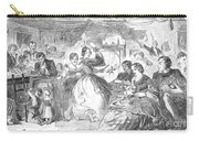 Apple Bee, 1859 Carry-all Pouch