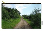 Apple Fields Carry-all Pouch