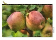 Apples Painterly Carry-all Pouch
