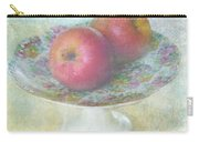 Apples Still Life Print Carry-all Pouch