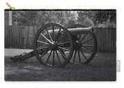 Appomattox Cannon Carry-all Pouch by Teresa Mucha