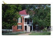 Appomattox County Court House 1 Carry-all Pouch by Teresa Mucha
