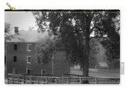 Appomatttox County Jail Virginia Carry-all Pouch by Teresa Mucha