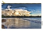 Approaching Storm Clouds Carry-all Pouch