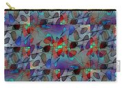 Arboretum Colorful Carry-all Pouch
