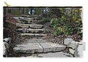 Arboretum Stairway Carry-all Pouch by Tim Allen