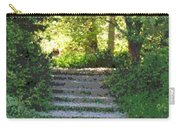 Arboretum Steps Carry-all Pouch