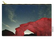 Arch And Stars Carry-all Pouch