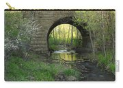 Arch In Spring 3 Carry-all Pouch
