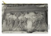 Arch Of Titus, Rome, Italy Carry-all Pouch