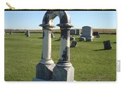 Arch Tombstone Carry-all Pouch