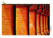 Archaic Columns Carry-all Pouch by Karen Wiles